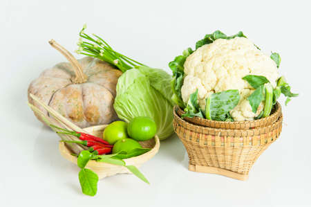 Vegetable and fruit consumption and cooking Stock Photo