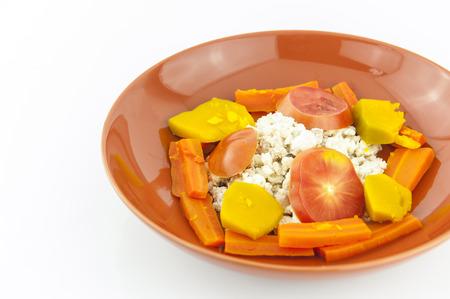 buena salud: Dieta baja en grasa para perder peso y para la buena salud.