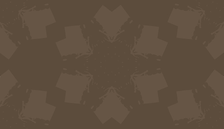 Pattern tile, ornate geometric pattern and two-tone abstract background
