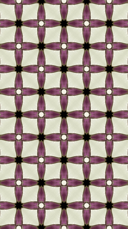 Ornate geometric pattern and abstract multicolored background Фото со стока