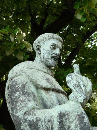 st  francis: st  Francis sculpture