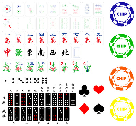 different elements of Gambling.