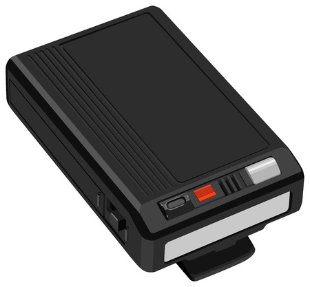 pager: pager Illustration