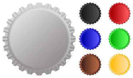 Illustration of cap Stock Vector - 6865582