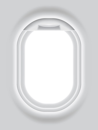 Layered illustration of Aircraft s Porthole