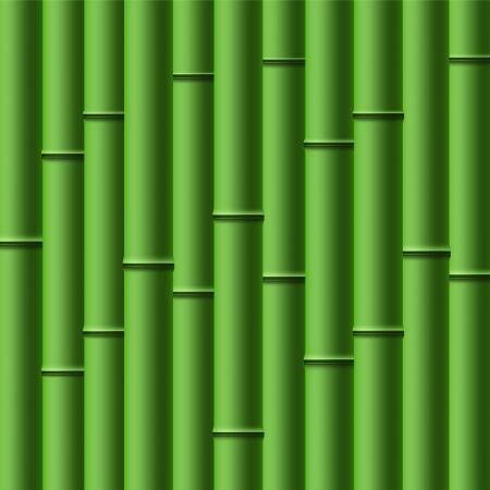 bamboo: Layered  illustration of Bamboo background  Illustration