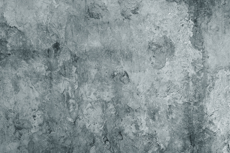 Gray concrete wall, grunde background Imagens