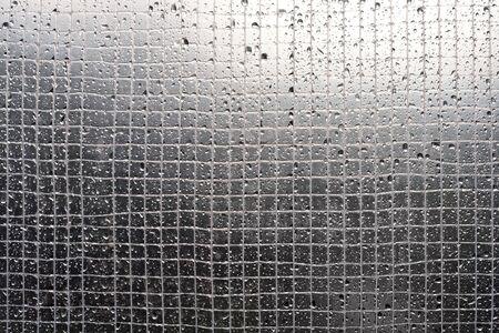 wet plastic texture  background photo