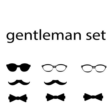 gentleman set three types