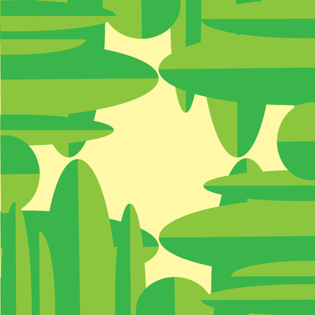 natural green abstract background vertical horizontal leaves