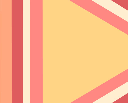 set of geometric shapes of pink beige white triangles and vertical lines obliquely