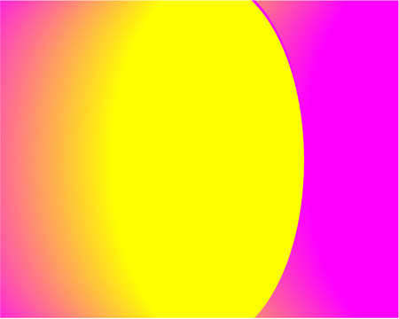 the background consists of bright mixed circles giving a glare and glow