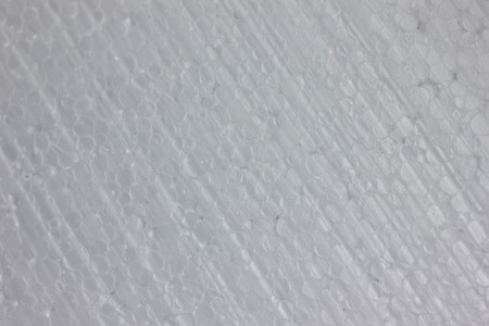 High quality polystyrene foam texture or background material