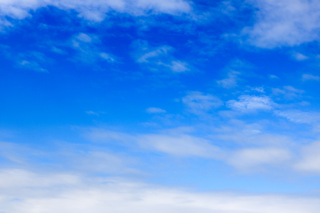 blue sky with cloud for background.
