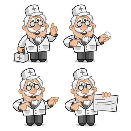 prophylaxe: Doktor zeigt und erz�hlt