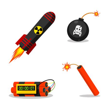 fuze: Explosive objects