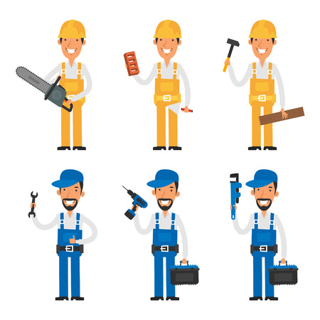 builder: Set character builder and repairman