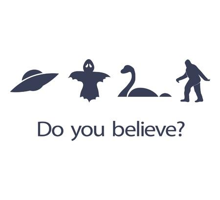 あなたは信じてください。