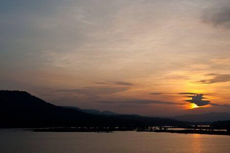 khongjiam: Khongjiam Sunset Thailand