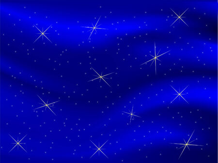 abstract star background Vector