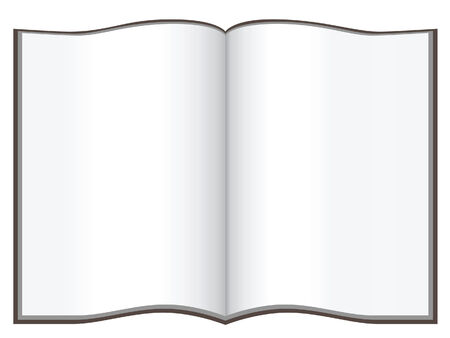 copybook Stock Vector - 2314162