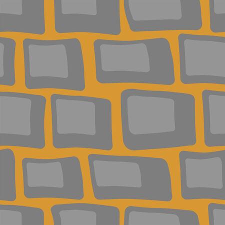 cobble: Ciottoli perfetta illustrazione vettoriale