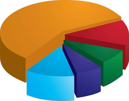 business diagram Illustration