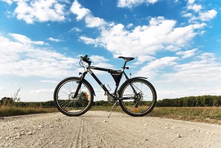color bike in sunny day, bike series,  photo