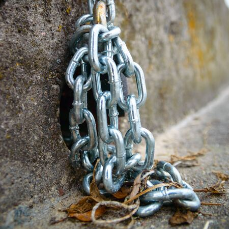 chains are only as strong as their weakest link, design series photo