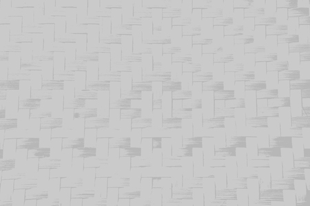 Basket pattern gray background.