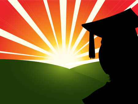 Salida del sol graduados