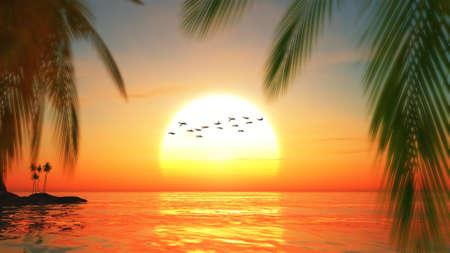 migratory birds Stock Photo - 9403338