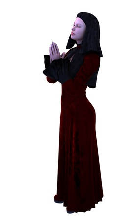 monasticism: female monasticism
