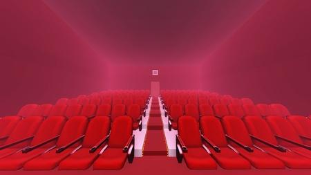 劇場 写真素材 - 9708971