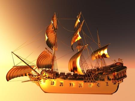 sailing boat photo