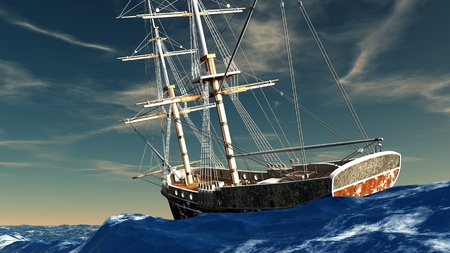sailboat Stock Photo - 9709148