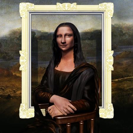 mona lisa: Mona Lisa