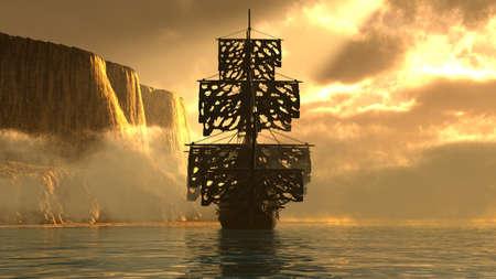 sailing boat Stock Photo - 9953255