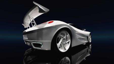 sports car Stock Photo - 9953251