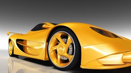 sports car Zdjęcie Seryjne