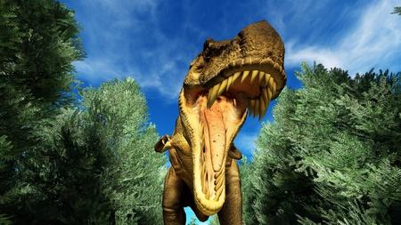dinosaur  Stock Photo - 10034646