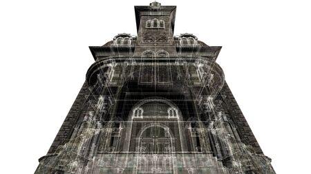 European-style building  Banco de Imagens