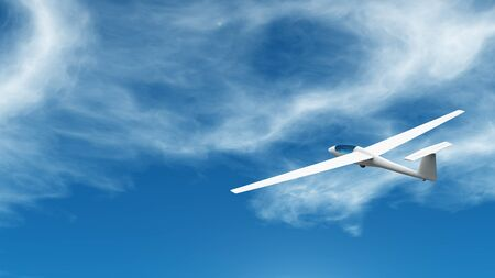 glider photo