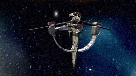 space ship  photo