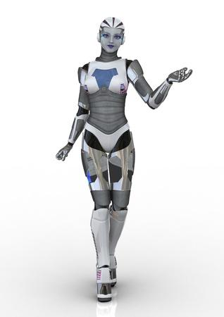 robot Banque d'images