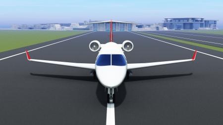 airplane Stock Photo - 13851720