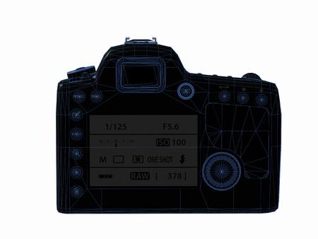 デジタル一眼レフ カメラ 写真素材 - 14550118