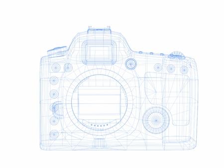 デジタル一眼レフ カメラ 写真素材 - 14550171