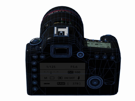 デジタル一眼レフ カメラ 写真素材 - 14550166