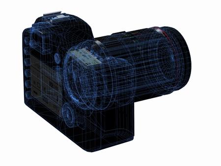 デジタル一眼レフ カメラ 写真素材 - 14550265